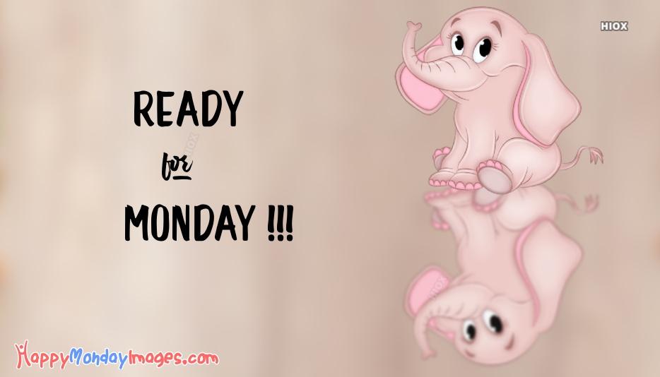 Funny Monday Pics | Ready For Monday