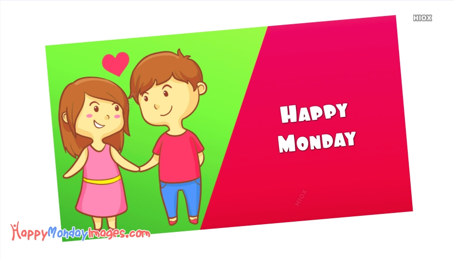 Happy Monday Couple Images Pictures
