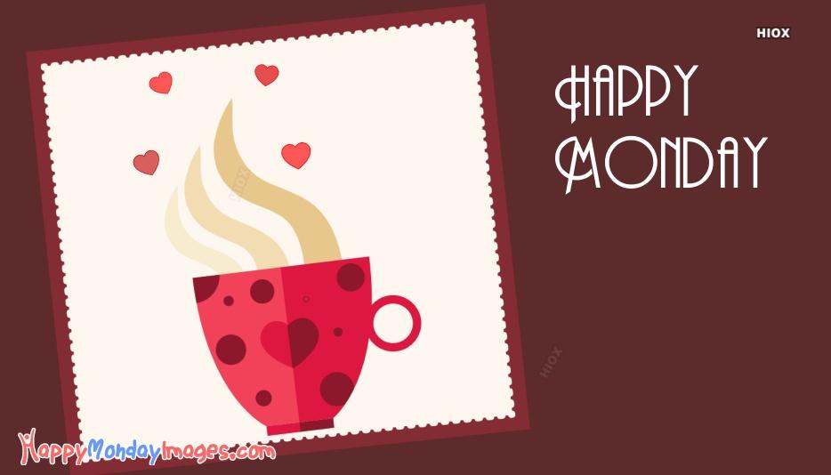 Happy Monday Coffee Gif