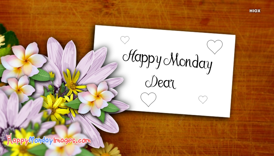 Happy Monday Images For Someone Special