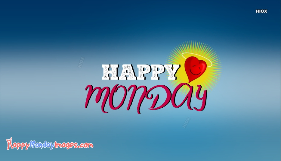 Happy Monday Images for Fb