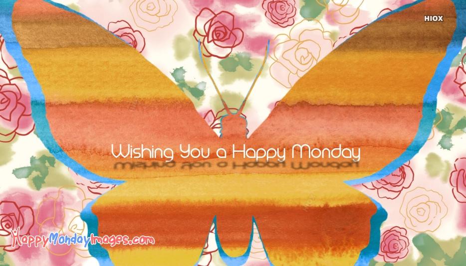 Happy Monday Facebook Status