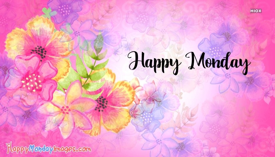 Happy Monday Hd Image Download