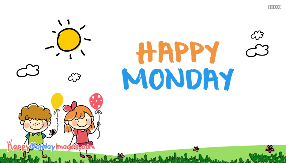 Happy Monday Image Download