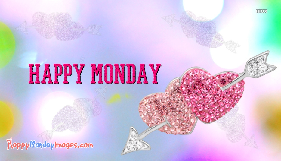 Happy Monday Images for Love