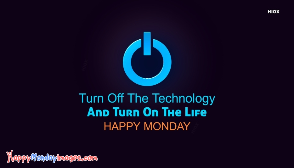 Happy Monday New Week Quote