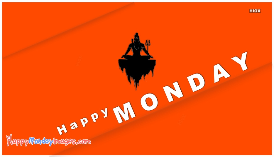 Happy Monday Shiva Images