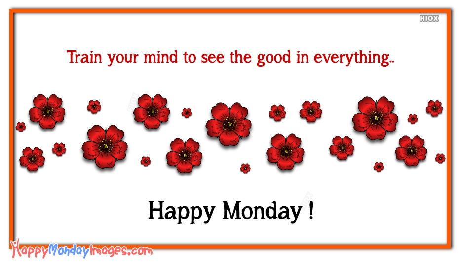 Happy Monday Status