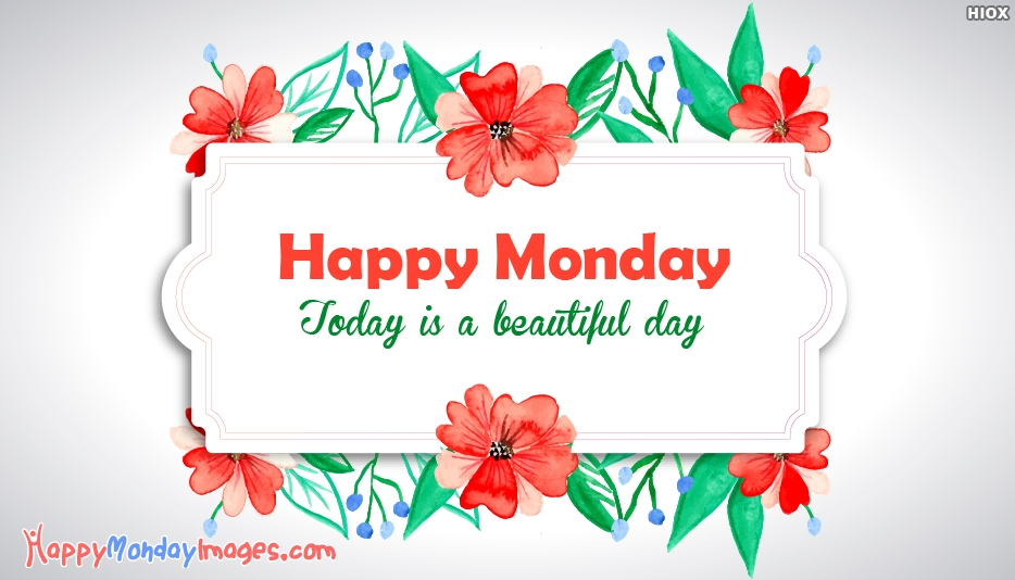 Happy Monday Everyone Wishes Pictures