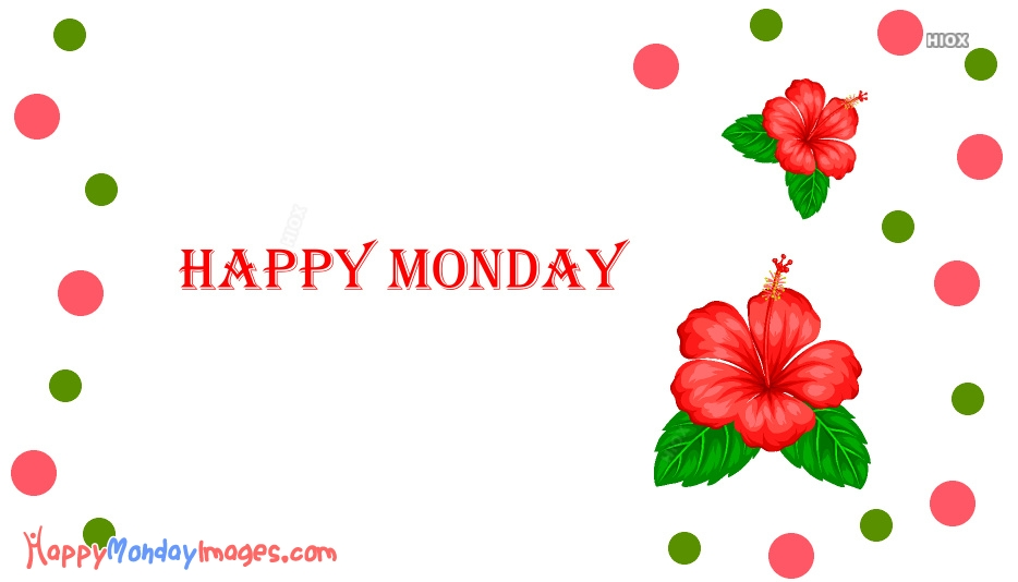 Happy Monday Images for Transparent