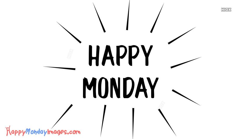 Happy Monday Status Images