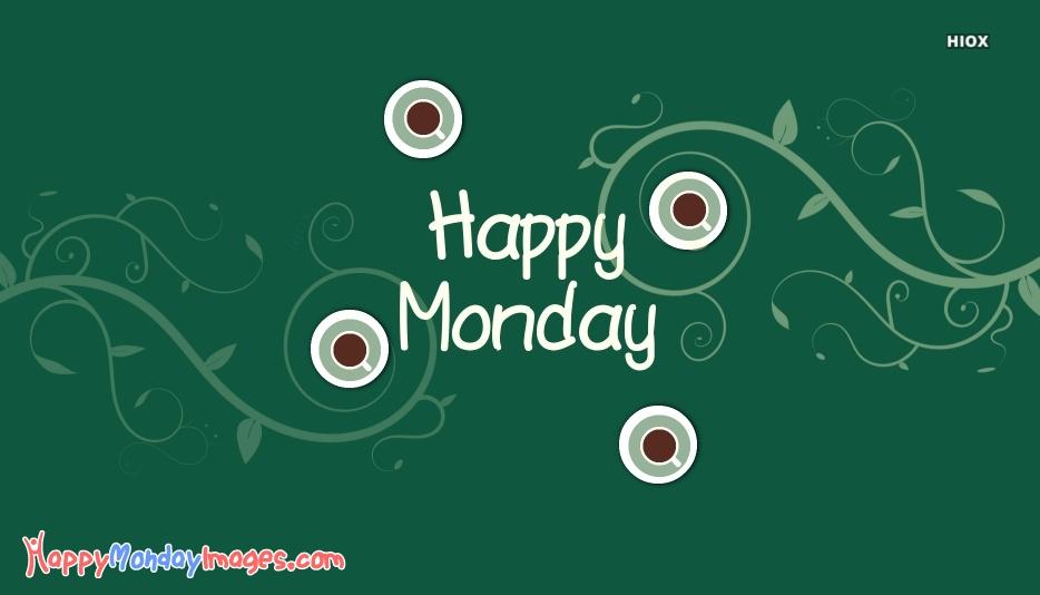 Monday Coffee Image