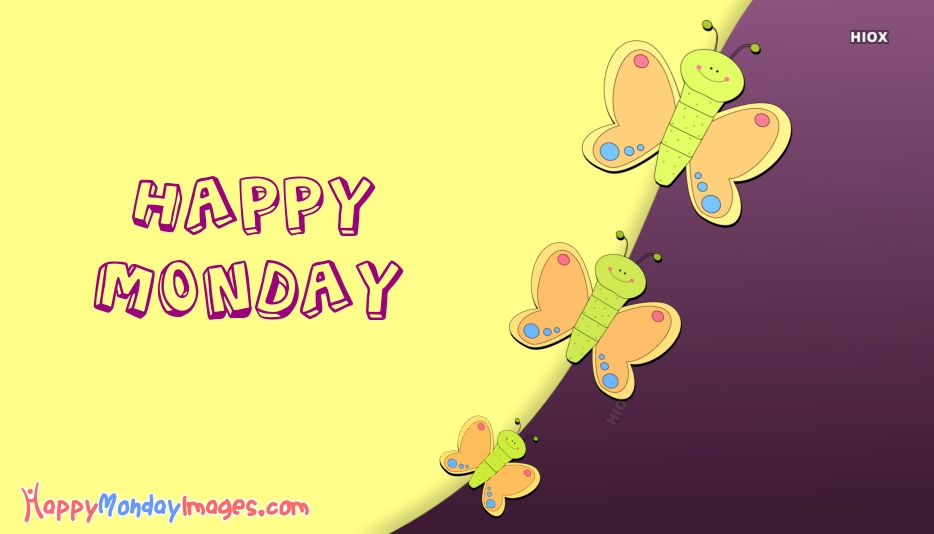 Happy Monday Images for Facebook