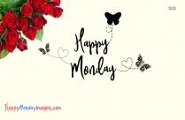 Happy Monday Purple