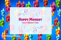 Have A Happy Monday Images