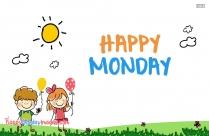 Happy Monday Image Download
