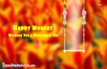 Happy Monday Sayings