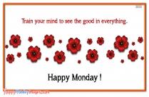 Happy Monday Thankful