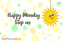 Happy Monday Emojis