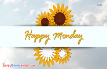 Happy Monday Greetings Images