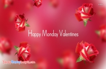 Happy Monday With Love Images