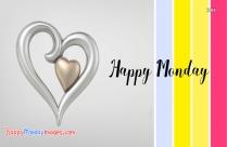 Happy Monday With Love
