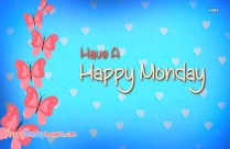 Happy Monday Wisges for Whatsapp Dp
