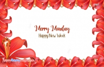 Merry Monday And Happy New Week