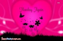 Monday Again Image