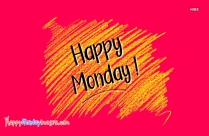 Happy Monday December
