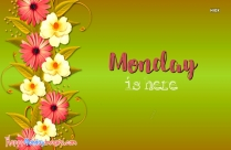 Monday Is Here Image
